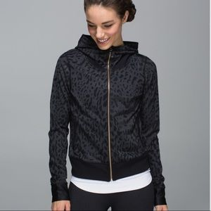 Lululemon | Namaskar Hoodie Animal Coal / Black 8